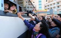 Bình Nhưỡng bất ngờ hoãn đoàn tụ gia đình ly tán
