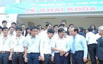 """Chủ đề năm ĐHQG TP.HCM: """"Hướng tới hội nhập ASEAN"""""""