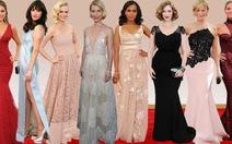 Thời trang Emmy 2013: màu pastel được ưa chuộng