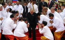 Ghế nóng của Thủ tướng Hun Sen