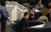 Brazil chỉ trích Mỹ vì hoạt động gián điệp