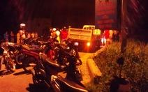 Dân vây hiện trường tai nạn chết người, phản đối công an