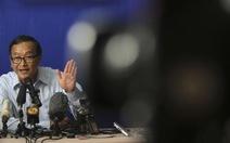 Phe đối lập Campuchia dọa tổng đình công toàn quốc