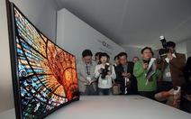 Samsung sẽ giới thiệu điện thoại màn hình cong