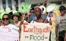 Video kêu gọi cùng hành động vì biến đổi khí hậu