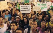 """Tòa Brazil buộc 464 quan chức thượng viện trả lại """"lương khủng"""""""