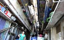 Xây mới quần thể chung cư Thanh Đa: tiến thoái lưỡng nan