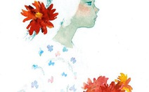 Triển lãm tranh của nữ họa sĩ Iwasaki Chihiro