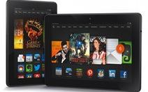 Amazon ra mắt tablet Kindle Fire HDX giá rẻ hấp dẫn
