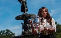 """Serena: """"Tôi ở trong top 5 các tay vợt vĩ đại nhất"""""""