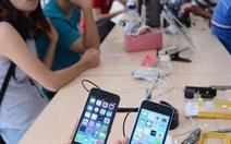 Nhiều chiêu làm giá iPhone 5s