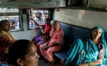 Những toa tàu chỉ dành cho phụ nữ ở Ấn Độ