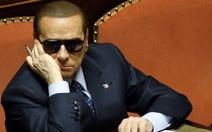 Ý rơi vào khủng hoảng vì Berlusconi