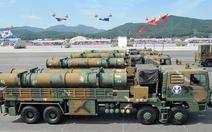 Triều Tiên chỉ trích cuộc duyệt binh của Hàn Quốc