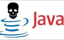 Hacker lợi dụng lỗ hổng Java chèn mã độc