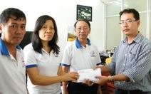 Điện lực miền Trung hỗ trợ dân vùng bão
