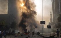 Ai Cập chìm trong bạo lực: 50 người chết, hơn 200 bị thương