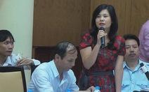 Hà Nội chưa giải thích được sai sót tại bệnh viện mắt