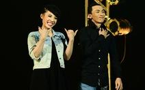 Chí Thanh - Hồng Vân chia tay Thử thách cùng bước nhảy