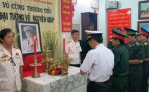 Bàn thờ Đại tướng giữa TP.HCM