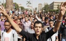Mỹ ngừng viện trợ cho Ai Cập