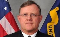 Phó đô đốc hải quân Mỹ bị sa thải vì gian lận đánh bạc