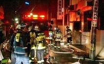 Cháy bệnh viện tại Nhật, 18 người thương vong