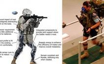 """Quân đội Mỹ phát triển """"áo giáp của người sắt"""""""