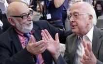 """Giải Nobel Vật lý 2013: Gọi tên """"Hạt của Chúa"""""""