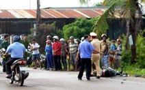 Thượng tá quân đội bị xe tải tông chết