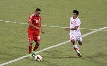 Đội tuyển Việt Nam thắng CLB Al Arabi 2-0
