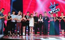 Giọng hát Việt 2013: 4 thí sinh rời cuộc chơi