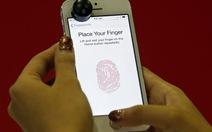 iPhone 5S tiếp tục bị tố trục trặc cảm biến vân tay