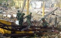 17.000 thùng pháo hoa cháy nổ, 23 người thiệt mạng