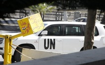 OPCW vừa đoạt giải Nobel Hòa bình 2013 gặp khó ở Syria