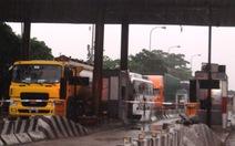 Nghệ An: chính thức dừng thu phí tại hai trạm Hoàng Mai, Bãi Cháy.