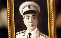 Tặng bạn đọc bộ ảnh kỷ niệm Đại tướng Võ Nguyên Giáp
