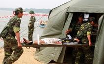 Diễn tập ứng phó thảm hoạ, cứu trợ nhân đạo ASEAN