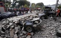 93 người Philippines đã chết vì động đất
