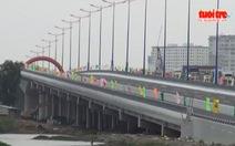 Video clip: Khánh thành cầu Sài Gòn 2