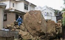 Nhật: 13 người chết, 50 mất tích vì bão Wipha