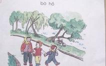 """Những sai sót """"trầm kha"""" trong sách Tiếng Việt lớp 1"""
