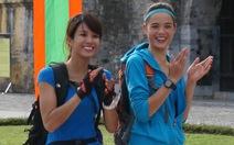 Diệp Lâm Anh - Thu Hiền thắng giải Cuộc đua kỳ thú 2013
