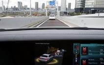 Toyota trình làng hệ thống radio tránh va quẹt
