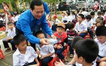 500.000 hộp sữa cho trẻ em vùng bão