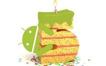 Android lên 5 tuổi và những mốc son cần biết