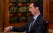 Tổng thống Syria tái tranh cử, ông Kerry lo nội chiến kéo dài