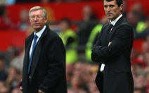 Roy Keane đáp trả HLV Alex Ferguson