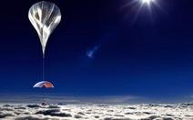 Du lịch vào không gian bằng khinh khí cầu