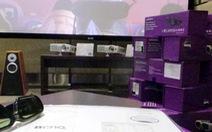 BenQ ra mắt máy chiếu Full-HD không dây tại gia